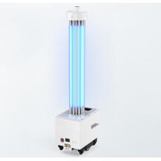 锐曼紫外消毒机器人长剑一号
