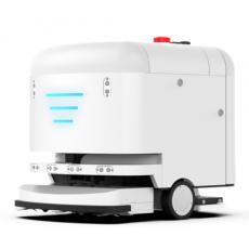 普诺斯博商用智能清洁机器人大白