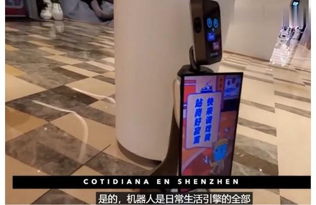 外国人看中国机器人应用,惊叹不已