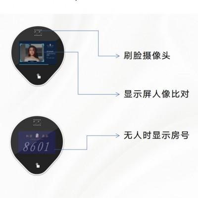 刷脸门控系统——智慧酒店解决方案