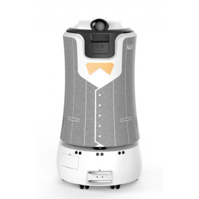 小景——酒店配送机器人
