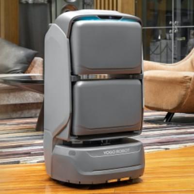 小yo——酒店配送机器人