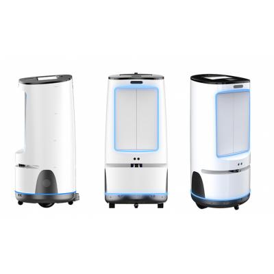 小派——酒店配送机器人