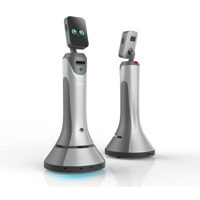 豹小秘——酒店迎宾机器人