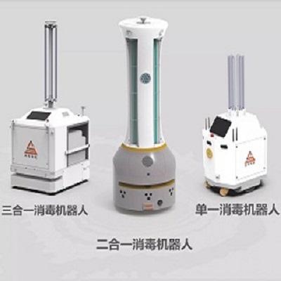 小智——酒店消毒机器人