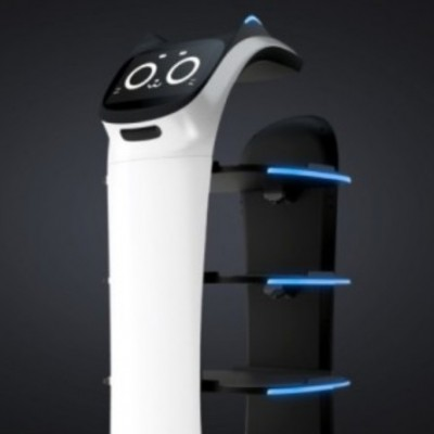小贝——酒店餐厅配送机器人