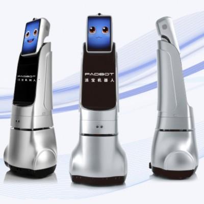 小宝X1——接待机器人