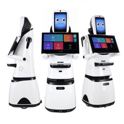 小宝X3——接待机器人