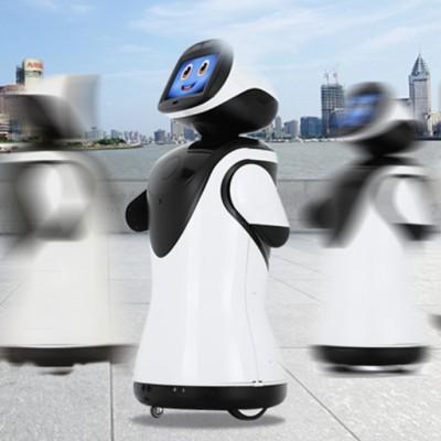 小宝P3——接待机器人