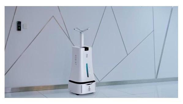 消杀机器人入驻雄安站,打造现代化智能车站