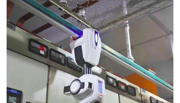 巡检机器人助力河北煤电站智能升级