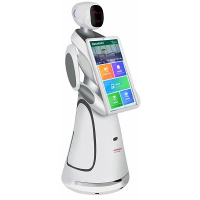 小艾米——酒店迎宾机器人