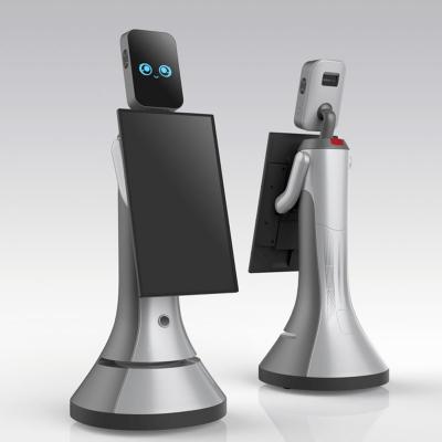 豹大屏 酒店机器人 迎宾接待机器人