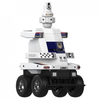 博巡T5安防机器人