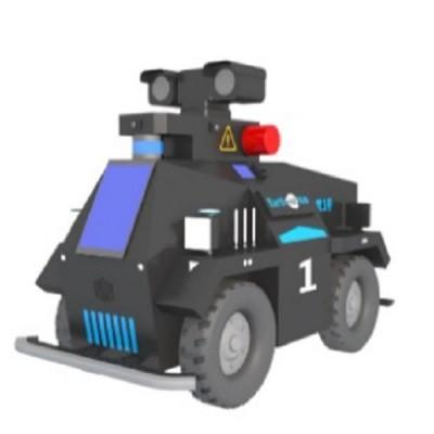 海鹰安防机器人