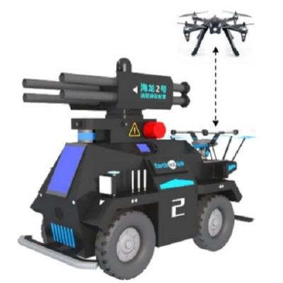 海龙安防机器人