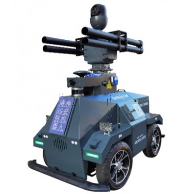 海豹安防机器人