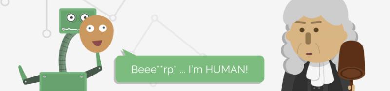 Alan Turing 的机器人与法官的人工智能测试