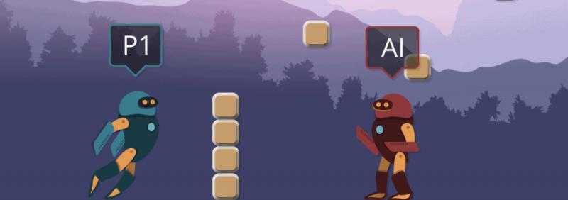 电子游戏中的人工智能机器人