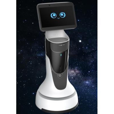 豹小秘mini 猎户星空 智能家用服务机器人